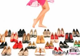 การเลือกซื้อรองเท้าประเภทต่างๆ